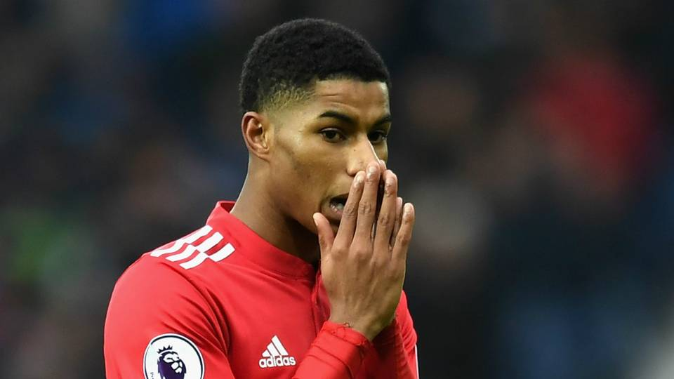 Rashford should consider leaving Man Utd, says Thierry Henry
