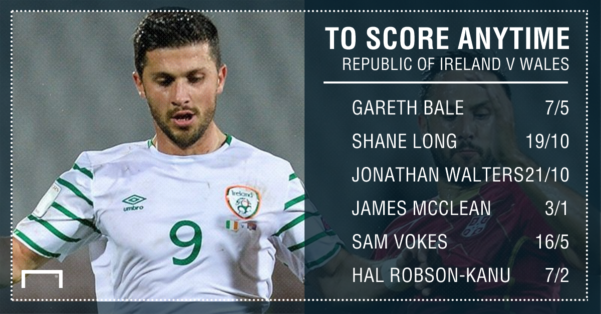 GFX Ireland Wales scorer betting