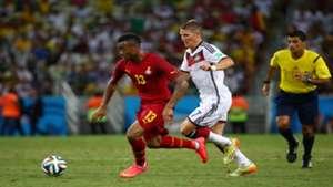 Jordan Ayew against Germany, 2014 World Cup