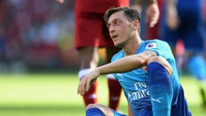 Mesut Ozil Arsenal Liverpool Premier League