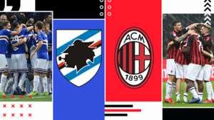 Sampdoria Milan Serie A tv streaming