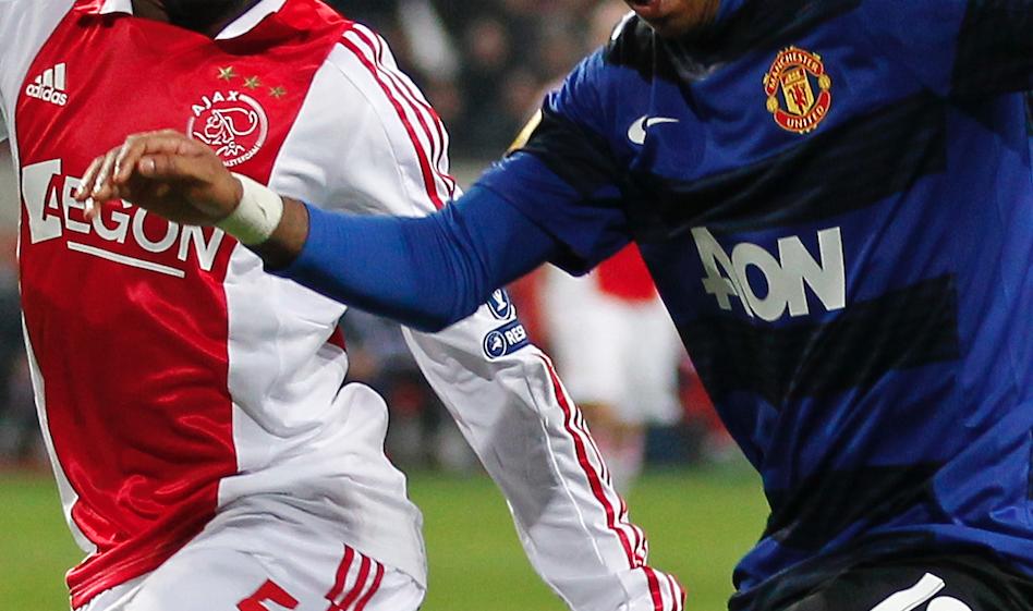 Manchester united Ajax 2012