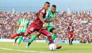 Deportes Tolima vs Atlético Nacional 2018