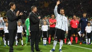Laga Pamungkas Lukas Podolski Di Timnas Jerman