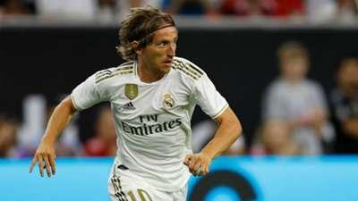 Luka Modric Real Madrid Bayern Munich ICC 2019