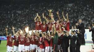 AC Milan 2011 Meister Serie A