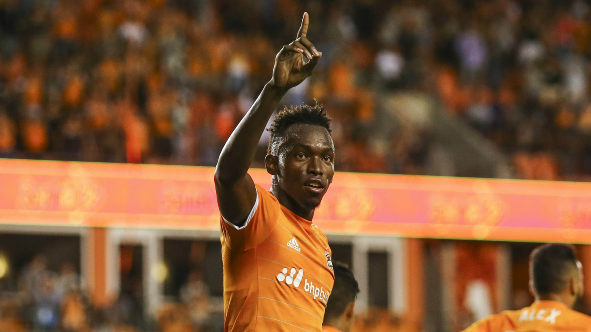 Alberth Elis MLS Houston Dynamo 05122017