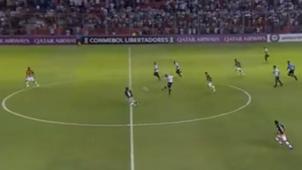 Captura GOL Tacuara Cardozo Copa Libertadores 13022019