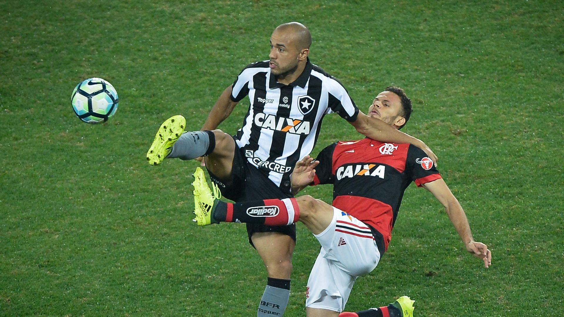 Roger Rene Botafogo Flamengo Copa do Brasil 16082017
