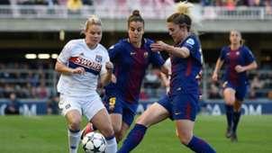 Barcelona women Lyon