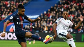 Christopher Nkunku Jules Kounde PSG Bordeaux Ligue 1 09022019