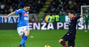 Mario Rui Cagliari Napoli Serie A