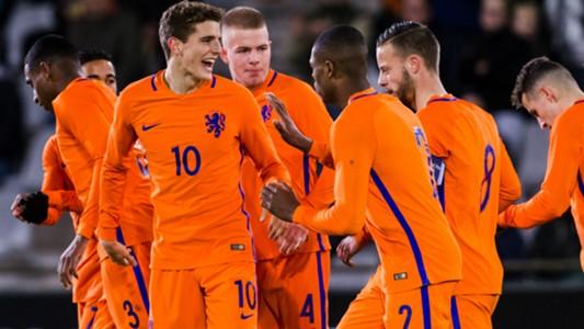 Jong Oranje - Jong Andorra 11102017
