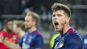 Klaas-Jan Huntelaar, AZ - Ajax, 17122017