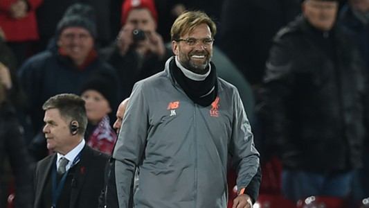 Jurgen Klopp Liverpool Porto Champions League