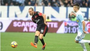 Leonardo Bonucci SPAL Milan Serie A