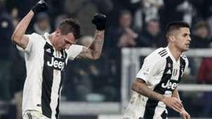 Mandzukic Juventus Inter Serie A
