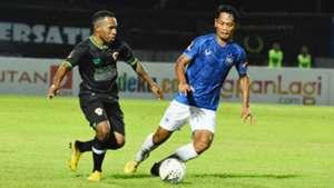 Ferinando Pahabol Kalteng Putra - Heru Eto'o Setyawan PSIS Semarang Piala Presiden 2019