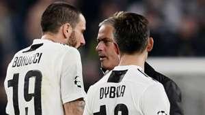 Leonardo Bonucci Jose Mourinho Juventus Manchester United 2018-19