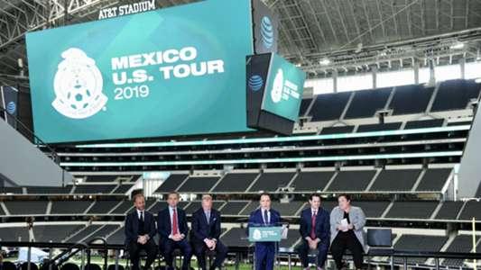 Mexico Dallas Cowboys SUM announcement