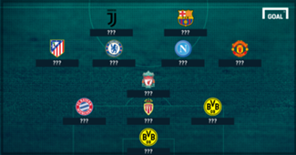 Worst XI UCL group stage