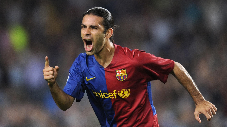 Rafael Marquez Barcelona