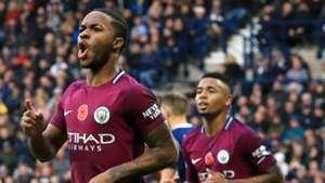 Raheem Sterling West Brom Manchester City