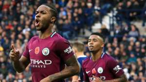 Raheem Sterling West Brom Manchester City