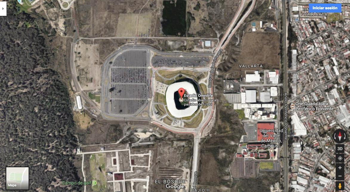 Estadio Chivas