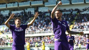 Federico Chiesa, Cyril Thereau, Fiorentina, Udinese, Serie A, 15102017