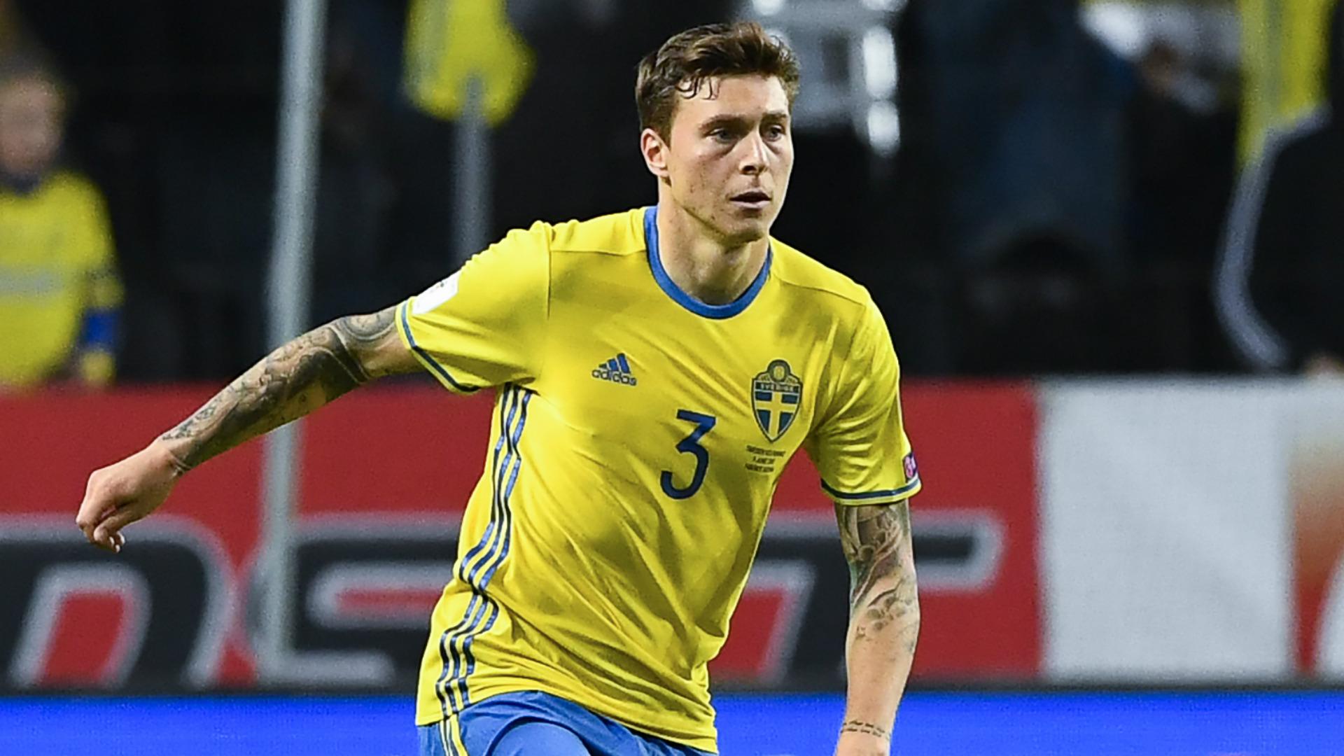 Victor Lindelof Sweden 2017