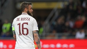 Daniele De Rossi Roma