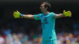 Marcelo Barovero Necaxa Liga MX