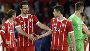 Mats Hummels Sevilla Bayern Munchen Champions League 03042018