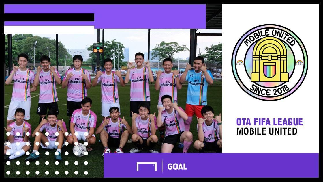 ผลการค้นหารูปภาพสำหรับ โปรไฟล์ทีม โอตะ ฟีฟ่า ลีก : Mobile United (โมบายล์ ยูไนเต็ด)