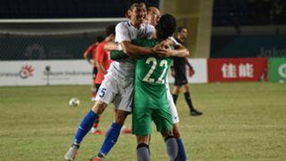 Haziq Nadzli, Malaysia U23, South Korea U23