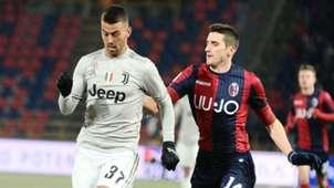Leonardo Spinazzola Juventus Coppa Italia 2019