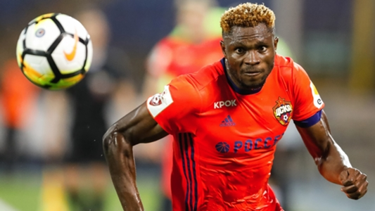 CSKA Moscow Terminate Nigeria Forward Aaron Samuels Contract