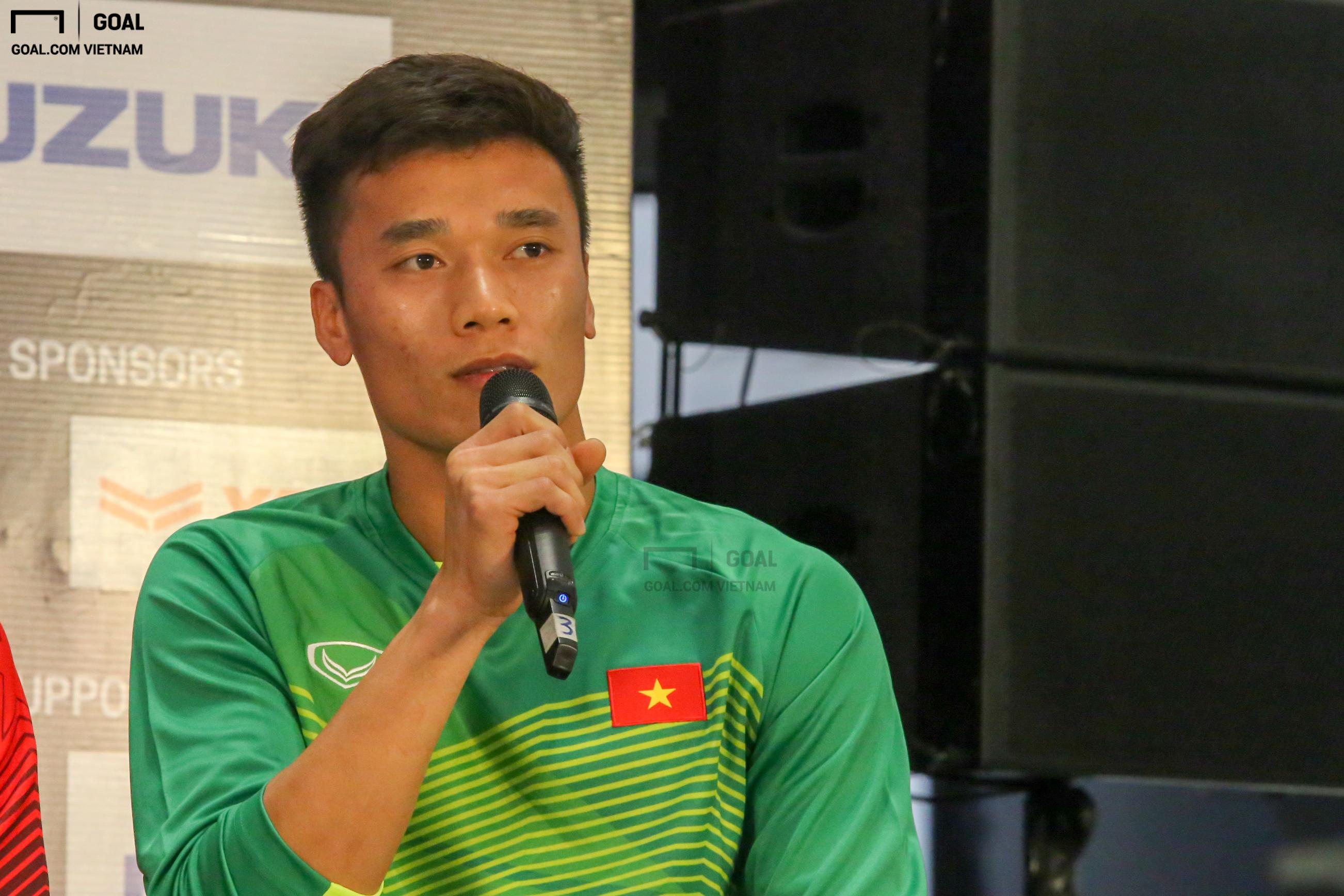 Bùi Tiến Dũng Hà Đức Chinh AFF Cup 6