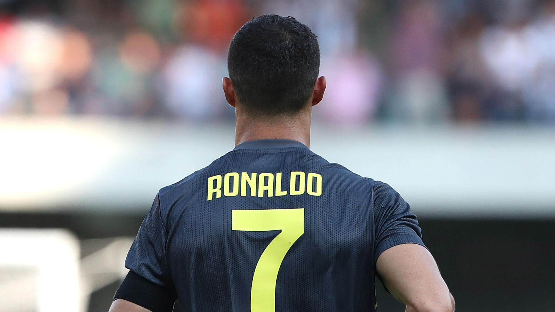 1fa80c1af3d Cristiano Ronaldo Juventus. Ronaldo s No.7 shirt ...