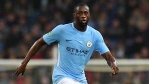 Yaya Toure Manchester City Wolves