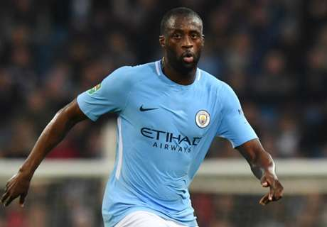 Toure yet to report for Ivory Coast