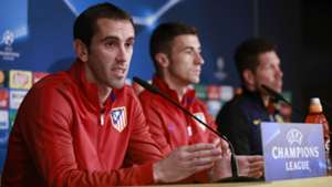 Diego Godin Atletico Madrid Champions League