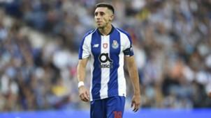 Héctor Herrera Porto 2018-2019