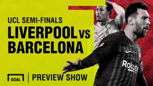Liverpool vs Barcelona Champions League preview shoe