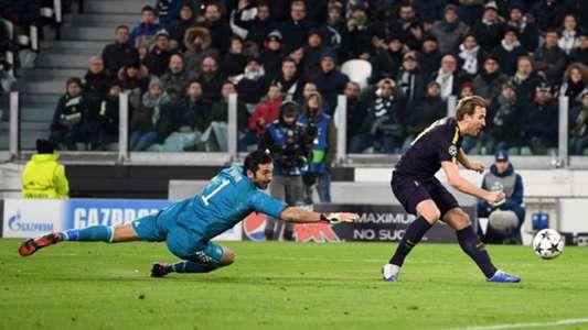 Harry Kane goal Juventus Tottenham