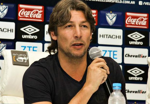 Gabriel Heinze Velez Sarsfield