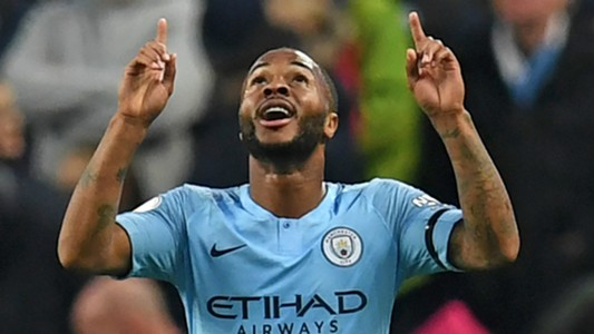 Raheem Sterling Manchester City 2018-19