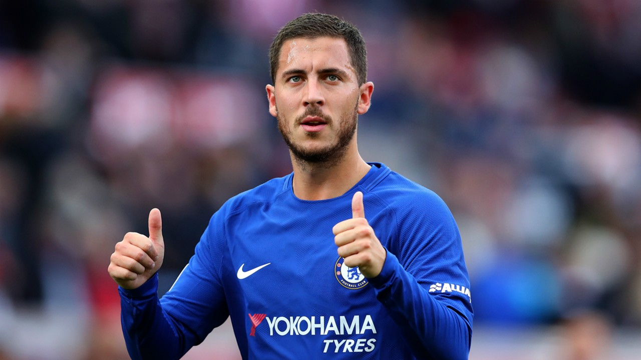 Chelsea news The key to Eden Hazard s success Taking it easy in
