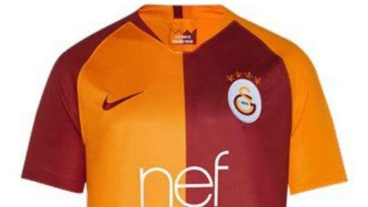 Galatasaray home shirt 2018-19